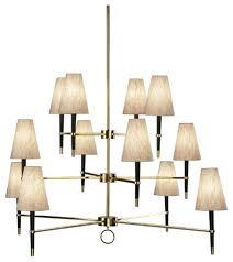 jonathan adler ventana chandelier abbey 3 tier antique brass contemporary chandeliers 8 light