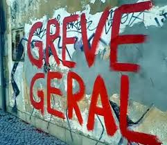 Image result for Nova greve geral é convocada contra reformas da Previdência e trabalhista