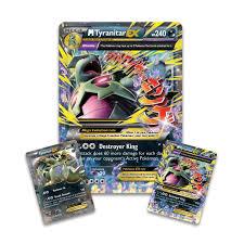 Pokémon TCG: Mega Tyranitar-EX Premium Collection | Pokémon Center Official  Site