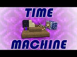 How To Make Vending Machine In Minecraft Pe Best HOW To MAKE A TIME MACHINE On Minecraft Pocket Edition