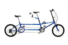 custom tandem bike fits 4 6 to 6 4 and disassembles to fit in