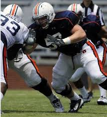 Auburn Football Depth Chart 2011 Christian Westerman Other Young Players Ready To Fill Up