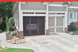 garage door screen systemGarage Screen Systems  Toledo Ohio  Overhead Door Company of Toledo