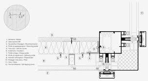 external corner section e e