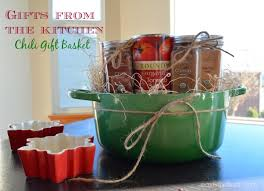 chili gift basket from marianos