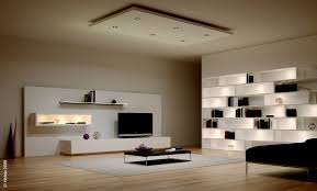 lighting living room ideas. modern openspace living room design lighting system ideas with cool led ceiling recessed and wall shelves concealed lights creative eyecatching home d