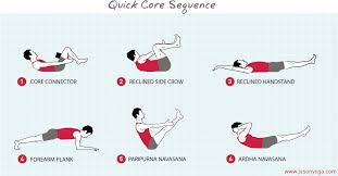 core yoga sequence quick core yoga sequence jason crandell vinyasa yoga sequence
