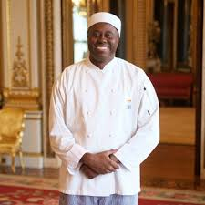 Government House Chef Jared Forbes spends six weeks as a Royal ...
