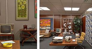 fall office decorations. Man Men Sterling Cooper Draper Price Office Television Barcart Mid Fall Decorations S