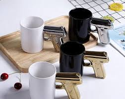 Whether looking for gun mug for your morning beverage, to carry to work, or to serve as a decorative piece, find the perfect items on alibaba.com. Gun Coffee Mug Etsy