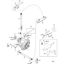Genuine mercury mercruiser parts transmission and related parts rh mercruiserparts