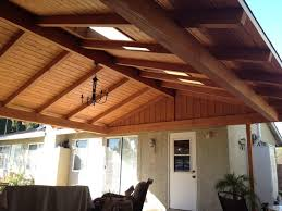 solid roof patio cover plans.  Plans Attached Solid Roof Patio Covers Patio Intended Cover Plans O