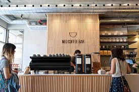 coffee bar. Neo Coffee Bar