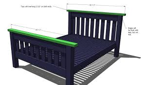 full size bed frame plans b62d about remodel amazing home decoration planner with full size bed
