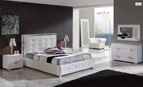 italian bedroom furniture luxury design. Italian Modern White Rosegold Bedroom Set Sbj Made In Spain Leather Luxury Contemporary Furniture With Extra Design