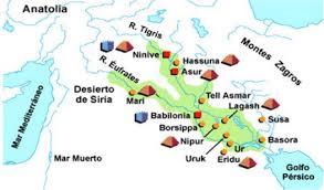 La gran construcción mesopotámica: el zigurat/ Arte / Homines. Portal de  Arte y Cultura