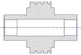 Курсовая работа Разработка технологического процесса изготовления  1 Анализ чертежа детали и ее служебное назначение