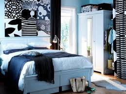 Blue And Black Bedrooms photo - 5