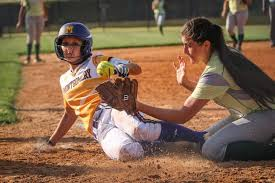 Softball Montgomery Pummels Klein Forest In Final Tuneup Before