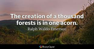 Ralph Waldo Emerson Quotes BrainyQuote Custom Emerson Nature Quotes