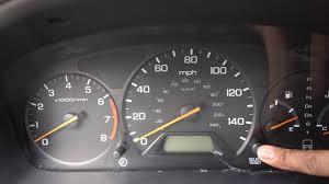 How To Reset Maintenance Light On Honda Accord How To Reset Maintenance Light 1998 To 2002 Accord