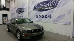 2005 Ford Mustang GT 4.6L V8 W/ Leather interior, power windows ...