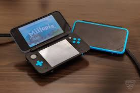 3ds Xl Blue Light No Screen New Nintendo 2ds Xl Hands On This Is The 3ds That Always