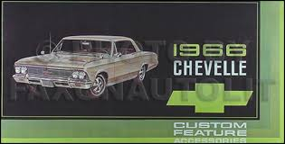 1966 chevrolet chevelle wiring diagram reprint bu ss el camino 1966 chevelle accessory catalog reprint