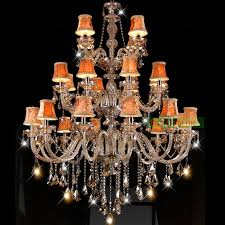large wrought iron chandeliers large crystal chandeliers foyer contemporary crystal chandelier