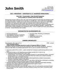 Executive Resume Template 48 Best Best Executive Resume Templates Samples Images Executive