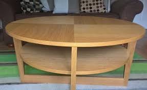 catchy vejmon side table with ikea coffee table oak vejmon perfect condition in