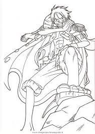 Disegno Onepiece28 Personaggio Cartone Animato Da Colorare