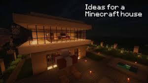 Big Minecraft House Designs Ideas For A Minecraft House