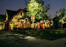 led outdoor landscape lighting bronze spotlight 8 piece