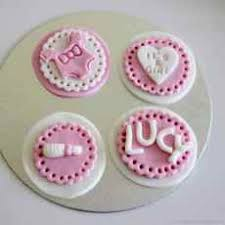 How To Make Cute Baby Cupcake Toppers Baby Shower Happy Foods Tube