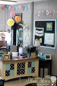 Classroom Design Ideas classroom reveal 2015 first grade blue skies classroom decor