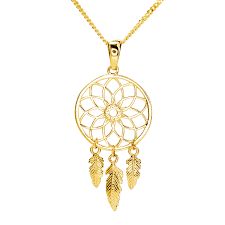 las shipton and co 9ct yellow gold pendant including a 16 9ct chain tar623ns from shipton and co uk
