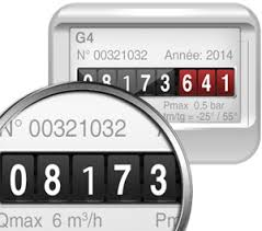 how a gas meter works how to read natural gas meter in france engie