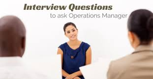 Bank Manager Interview Questions 10 Best Operations Manager Interview Questions And Answers Wisestep