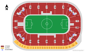 La Crosse Center Seating Chart Ticketmaster Mis Mississauga Sports Centre Mississauga Tickets