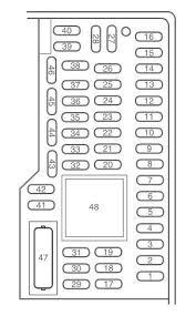 2010 ford flex fuse box diagram 2010 free wiring diagrams inside 2014 ford flex wiring diagram at Ford Flex Wiring Diagram