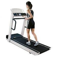 Landice mercial Grade L8 Pro Sports Trainer PST 500 Capacity