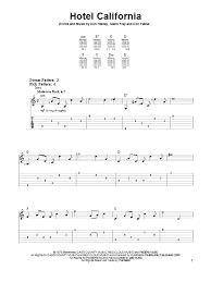 Hotel California Strumming Pattern Delectable Hotel California Guitar Chords Easy