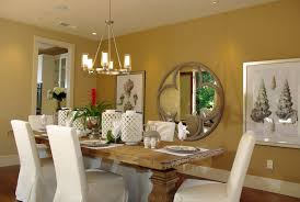 Home Design  Mirror Dining Table Set Decoration Ideas Regarding - Mirrors for dining room walls