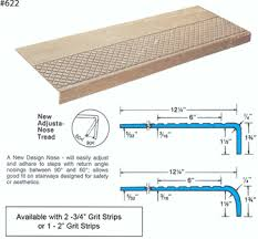 exterior stair treads and nosings. #rst2- 622 rubber stair tread - the original design exterior treads and nosings