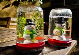 Glass Jar Decorating Ideas Creative Ideas for Glass Jars Recycled Things 19