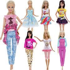 Cartoonize any image or picture. 1 Pcs El Yapimi Moda Kiyafet Kisa Elbise Karikatur Sevimli Desen T Shirt Tayt Pantolon Aksesuarlari Elbise Barbie Bebek Icin Oyuncak Lightfantasy News