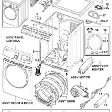 Samsung dryer dv218aewxaa wiring diagram outdoor motion detector intriguing whirl kenmore ap for napco dryer heating element in famed main assy samsung