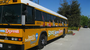 del norte parents push for more vocational training suzanne bohan this school success express bus toured california to support a new law that gives