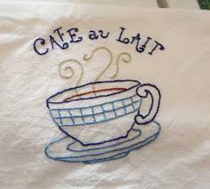kitchen towel embroidery designs. embroidery class update \u2013 with photos. dish towel kitchen designs l